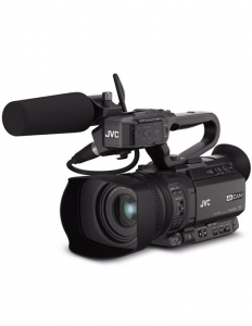 JVC GY-HM200E Camera Video 4KCAM live streaming