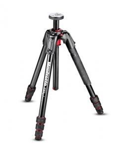Manfrotto 190GO Seria M trepied