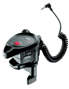 Manfrotto MVR901ECPL Clamp LANC telecomanda camera video
