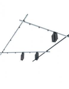 Hensel Kit sine suspendate cu 3 pantografe