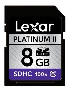 Lexar SDHC 8GB 200X card memorie