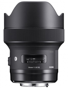 Sigma 14mm f/1.8 DG HSM Art Canon
