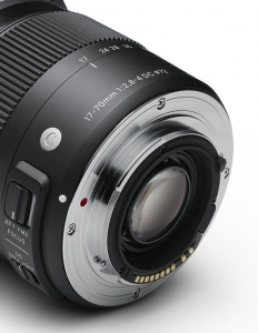 Sigma 17-70mm F2.8-4 DC Macro OS HSM C Nikon