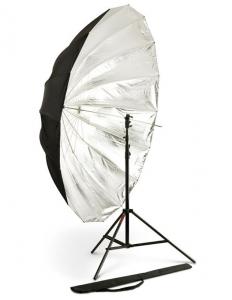 Photoflex UM-ADH72 Umbrela Argintie 183cm