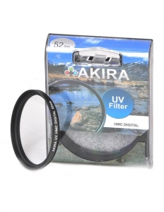 Akira filtru UV 52mm