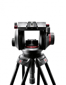 Manfrotto cap trepied video 509HD
