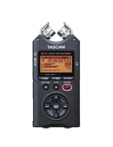 Tascam DR-40 recorder audio handheld
