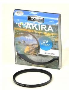 Akira filtru UV 72mm