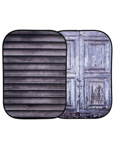 Lastolite fundal pliabil Shutter/Distressed Door 1.5 x 2.1m