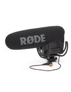 Rode Videomic Pro R microfon cu sistem de suspensie Rycote Lyre
