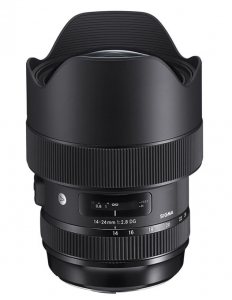 Sigma 14-24mm f2.8 DG HSM ART Nikon