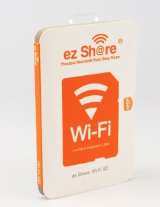 EzShare Card Wi-Fi 8Gb