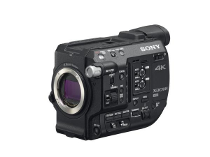 Sony PXW-FS5 Camera Video Super 35mm