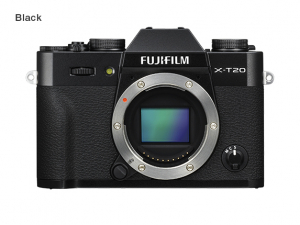 Fujifilm X-T20 Body Aparat Foto Mirrorless 24MP APSC 4K Negru