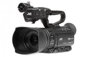 JVC Camera video 4K Live Streaming Sport