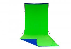 Lastolite Cromakey Blue/Green 3x7m