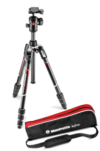 Manfrotto Befree Advanced Carbon Travel trepied