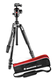 Manfrotto Befree Advanced GT trepied aluminiu