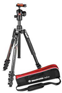 Manfrotto Befree Advanced Lever Alpha Sony