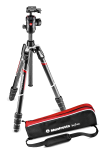 Manfrotto Befree GT  trepied carbon