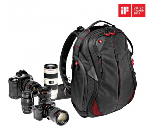 Manfrotto Bumblebee 130 ProLight rucsac foto