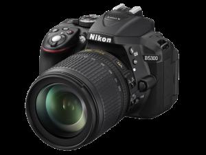 Nikon D5300 kit 18-105mm VR