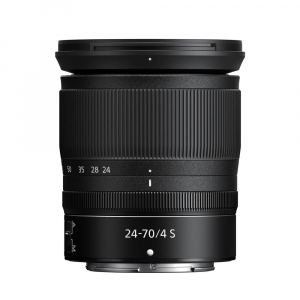 Nikon Z 24-70mm f/4 S Obiectiv Mirrorless Montura Nikon Z