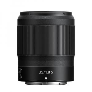 Nikon Z 35mm f/1.8 S Obiectiv Mirrorless Montura Nikon Z