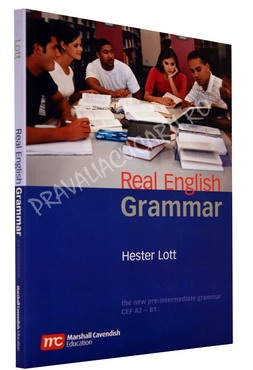 Real English Grammar Pre-Intermediate with Answer Key Booklet & Audio CD (1)