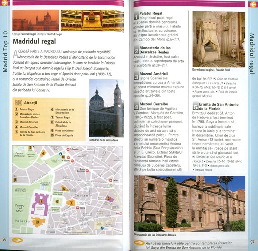 Top 10 Madrid Ghiduri turistice 1
