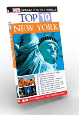 Top 10 New York Ghiduri turistice 0