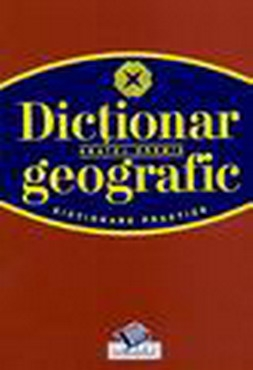 Dictionar geografic