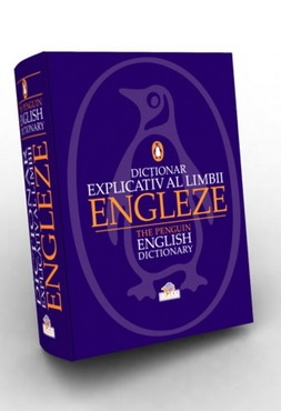 Dictionar Penguin explicativ al limbii engleze 0