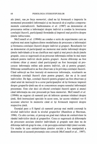 Psihologia stereotipurilor 3