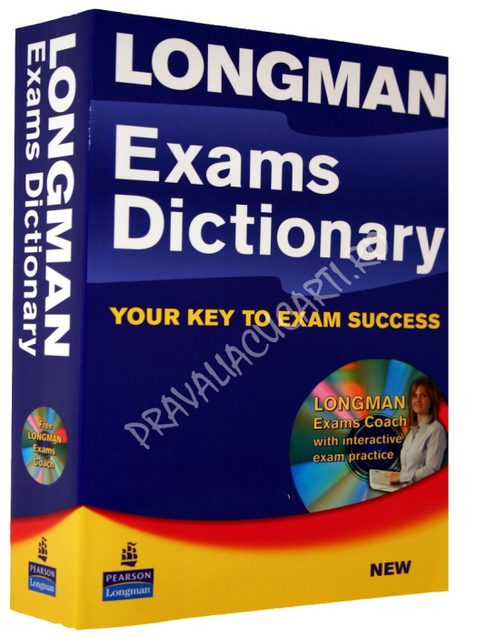 Longman Exams Dictionary - For Upper Intermediate - Advanced Learners 0