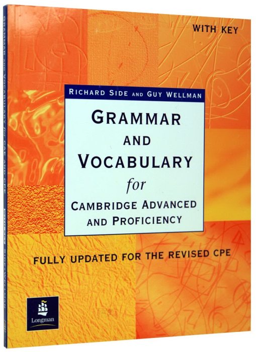 Grammar and Vocabulary for CAE (Advanced) & CPE (Proficiency) With Key New Edition 0