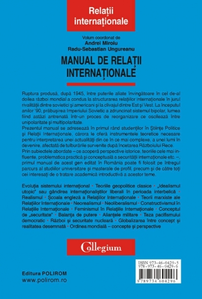 Manual de Relatii Internationale 4