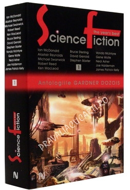 The Year's Best Science Fiction. Vol.1 - Antologiile Gardner Dozois 0
