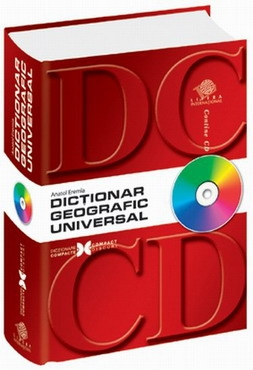 Dictionar Geografic Universal contine CD 0