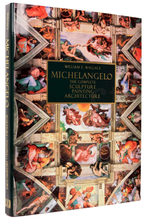 Michelangelo : The Complete Sculpture, Painting, Architecture 1