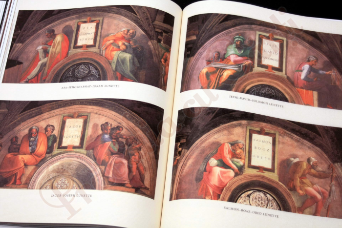 Michelangelo : The Complete Sculpture, Painting, Architecture 8