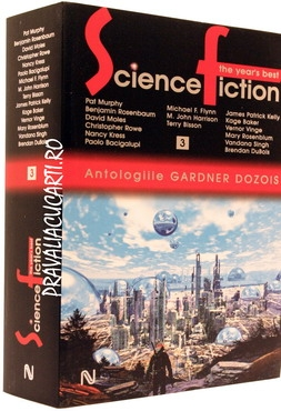 The Year's Best Science Fiction (Vol 3) - Antologiile Gardner Dozois 0