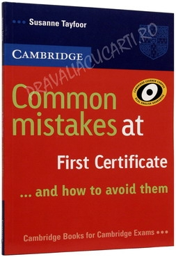 Common Mistakes at First Certificate and How to Avoid Them 0