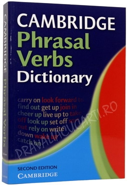 Cambridge Phrasal Verbs Dictionary Paperback 0