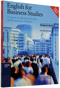 English for Business Studies Student's Book 0