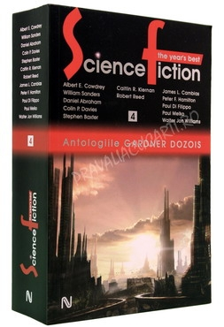 The Year S Best Science Fiction (vol 4) 0