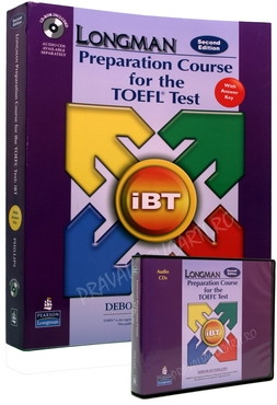 Longman Preparation Course for the TOEFL Test: IBT 0