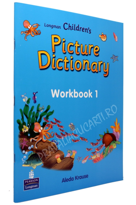 Longman Children's Picture Dictionary + 2 CD +Workbook 1-2 2