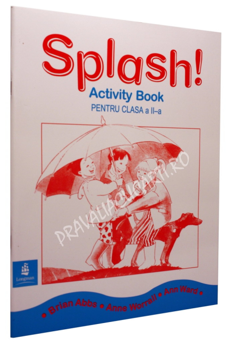 Splash cls. II Activity book 0