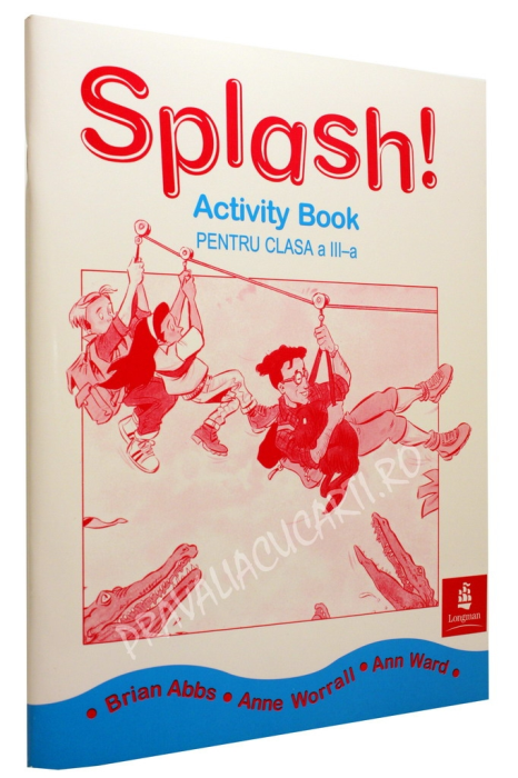Splash cls. III Activity book